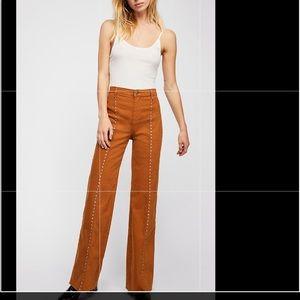 NWT free People pants